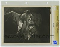 8s019 DANTE'S INFERNO slabbed 8x10 still '35 close up of Spencer Tracy & Henry B. Walthall!