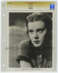 8s022 HELEN MACK slabbed 8x10 still '35 intense close portrait, the year she appeared in She!