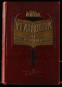 8s037 FILM DAILY YEARBOOK OF MOTION PICTURES hardcover book '33 loaded with movie information!