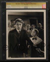 8s010 WHAT EVERY WOMAN KNOWS set of 4 slabbed 8x10 stills '34 Helen Hayes, Aherne, Evans, Digges
