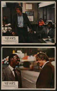 8w022 48 HRS. 8 LCs '82 Nick Nolte & Eddie Murphy couldn't have liked each other less!