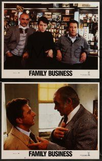 8w148 FAMILY BUSINESS 8 LCs '89 Sean Connery, Dustin Hoffman, Matthew Broderick!