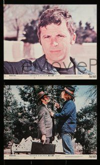 8x032 BILLY JACK 8 8x10 mini LCs '71 Tom Laughlin, Delores Taylor, most unusual boxoffice success!
