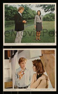 8x010 BLOW-UP 11 color 8x10 stills '67 Antonioni, David Hemmings, Jane Birkin & Gillian Hills!