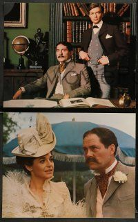 9r005 YOUNG WINSTON 13 color 11x14 stills '72 Anne Bancroft, Robert Shaw as Randolph Churchill!