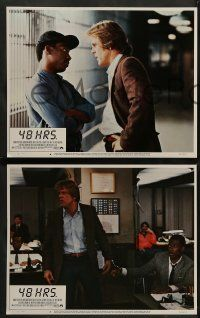 9r024 48 HRS. 8 LCs '82 Nick Nolte & Eddie Murphy couldn't have liked each other less!