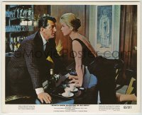 1s045 WHO'S BEEN SLEEPING IN MY BED color 8x10 still '63 Dean Martin & sexy Elizabeth Montgomery!