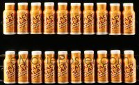 2m031 LOT OF 20 GLEE PROP ENERGY DRINKS '09 Face Slap bottles that were used in the TV show!