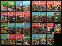 2m052 LOT OF 31 TALES FROM THE CRYPT REPRINT COMIC BOOKS '92-00 the same comics from the 1950s!
