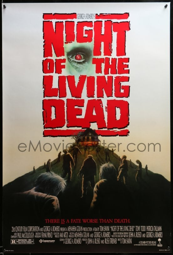 night of the living dead film