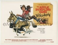 3x022 APPLE DUMPLING GANG RIDES AGAIN TC '79 wacky images of Don Knotts & Tim Conway!