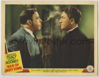 3x804 MEN OF BOYS TOWN LC '41 Spencer Tracy as Father Flanagan will take off collar & fight Welden!