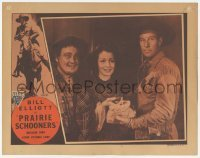 3x856 PRAIRIE SCHOONERS LC R50s Wild Bill Elliott with Evelyn Young & Dub Cannonball Taylor!