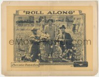 3x879 ROLL ALONG LC '23 Natalie Joyce in blackface with two dusky charmers in cotton field!