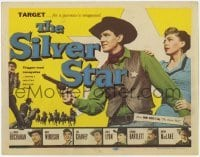 3x418 SILVER STAR TC '55 Lon Chaney Jr., Marie Windsor, target for a gunman's vengeance!