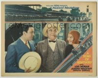 3x913 SONG OF KENTUCKY LC '29 Lois Moran & two men smiling, cool horse racing border images!