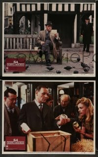 3z028 84 CHARING CROSS ROAD 8 LCs '87 Anthony Hopkins & Anne Bancroft, Judi Dench!