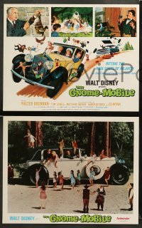 3z020 GNOME-MOBILE 9 LCs R76 Walt Disney fantasy, Walter Brennan, Tom Lowell, Matthew Garber!