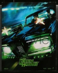 3z010 GREEN HORNET 10 LCs '11 Seth Rogen, Cameron Diaz, w/cool images of cars!