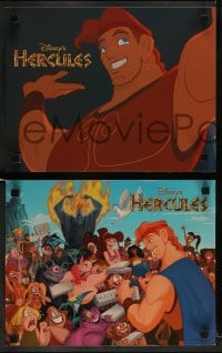 4k018 HERCULES 12 LCs '97 Walt Disney Ancient Greece fantasy cartoon!