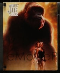 4k031 MIGHTY JOE YOUNG 9 LCs '98 giant ape in Hollywood, survival is an instinct!
