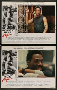 4k014 BEVERLY HILLS COP 7 English LCs '84 cop Eddie Murphy, Paul Reiser, Judge Reinhold