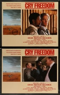 A film analysis of cry freedom directed by richard attenborough