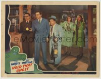 5c068 HOLD THAT GHOST LC '41 Joan Davis & Evelyn Ankers follow Carlson, Bud Abbott & Lou Costello!