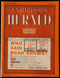 5d042 EXHIBITORS HERALD exhibitor magazine May 15, 1926 w/ over half of Fox 1926-27 campaign book!