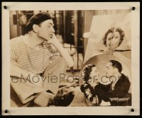 5k006 DOUBLE WEDDING 14x17 still '37 William Powell dreams about his love, Myrna Loy!