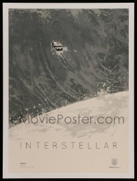 5k014 INTERSTELLAR IMAX 12x16 art print '14 cool art by Kevin Dat, directed by Christopher Nolan!