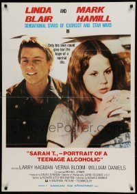 5p033 SARAH T Lebanese '70s great images of Linda Blair in the title role, Mark Hamill!