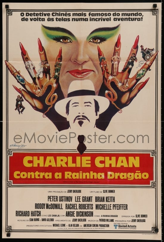charlie chan and the curse of the dragon queen 1981