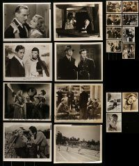 6d317 LOT OF 19 8X10 STILLS FROM 1936 MOVIES '36 great scenes from a variety of different movies!