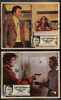 6g060 EIGER SANCTION 8 Mexican LCs '75 Clint Eastwood, George Kennedy, cool images!