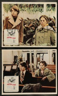 6g065 HAROLD & MAUDE 8 Mexican LCs '71 great images of Ruth Gordon & Bud Cort, classic!