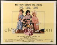 6k008 9 TO 5 1/2sh '80 Dolly Parton, Jane Fonda & Lily Tomlin w/tied up Dabney Coleman!