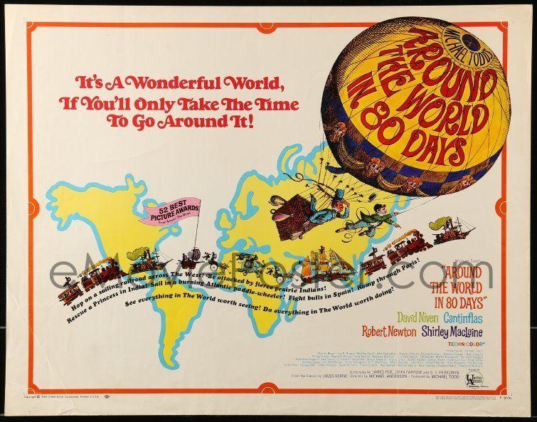 around the world in eighty days essay