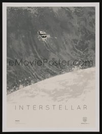 7g080 INTERSTELLAR IMAX limited edition 12x16 art print 2014 cool art by Kevin Dat!