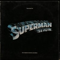7g072 SUPERMAN soundtrack record 1978 music composed & conducted by John Williams!