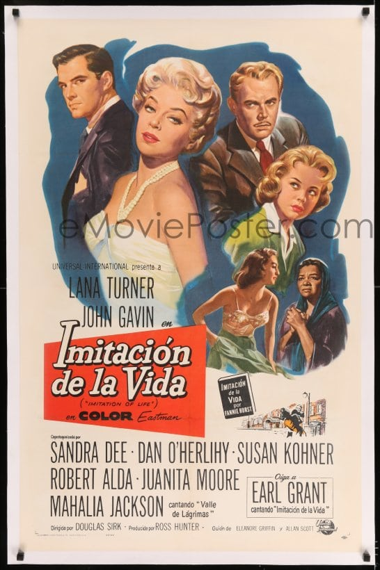 white feminism in the movie imitation of life by doughlus sirk Imitation of life (from left to right) karin dicker, juanita moore, terry burnham, and lana turner in imitation of life (1959), directed by douglas sirk © 1959 universal pictures company, inc after a film project based on the life of painter maurice utrillo fell through when sirk became ill, the director retired in 1959.