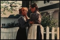 7w030 ANNE OF GREEN GABLES signed color 20x30 still 1985 by director/prodcuer Kevin Sullivan!