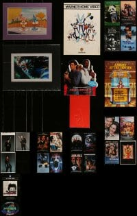 8m008 LOT OF 26 MISCELLANEOUS ITEMS 1990s a variety of different items from different movies!