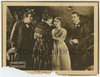 8z005 BORROWED CLOTHES LC 1918 Mildred Harris NOT billed as Mrs. Charlie Chaplin, Lois Weber!