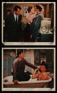 9a028 ARTISTS & MODELS 10 color 8x10 stills 1955 Dean Martin & Jerry Lewis w/ sexy Shirley MacLaine!
