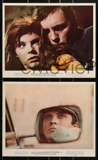 9a031 COLLECTOR 10 color 8x10 stills 1965 great images of Terence Stamp & sexy Samantha Eggar!