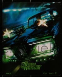 9a032 GREEN HORNET 10 8x10 mini LCs 2011 Seth Rogen, Cameron Diaz, w/cool images of cars!