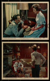 9a009 HOME FROM THE HILL 12 color 8x10 stills 1960 great images of Robert Mitchum & Eleanor Parker!