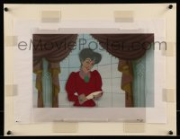 9m067 CINDERELLA animation cel 1950 close up of the evil stepmother, Disney fantasy classic!