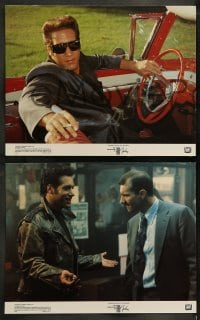9r029 ADVENTURES OF FORD FAIRLANE 8 color 11x14 stills 1990 Andrew Dice Clay, Wayne Newton!